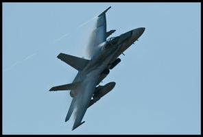 Huslin' Hornet by AirshowDave
