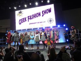Comikaze Expo 2014: Geek Fashion Show 61 by iancinerate
