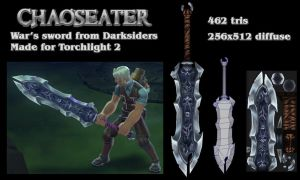 Chaoseater for TL2 by LaithArkham