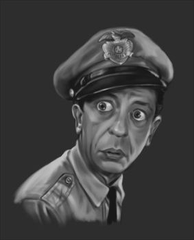 Barney Fife by evilengine9