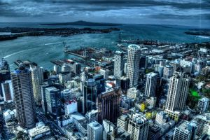 Auckland City HDR by MisterDedication