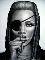 Rihanna by jardc87