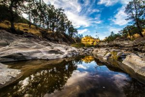 Cache Creek Reflections by 5isalive