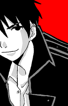 Roy Mustang grayscale by hyperdol