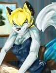Bad Wolf Color by WildSpirit-911