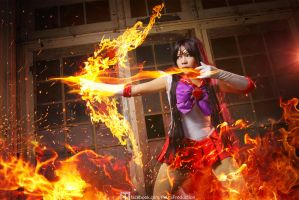 Sailor Mars Super by chidori-sagara