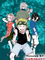 Team 7 by flamable77