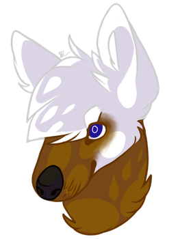 Headshot Commission by Space-Kitty