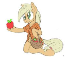 Want_This_Apple? by tg-0