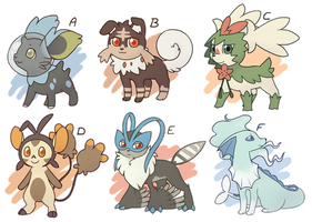 Pokefusion adopts