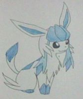Unconfirmed Bluekiss Glaceon by Bluekiss131