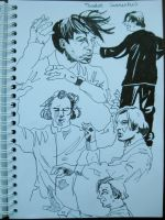 Great Conductor: Teodor Currentzis by dauwdrupje