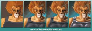 Lion-O Process by pahko