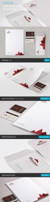 Stationery / Branding Mock-Up by itscroma