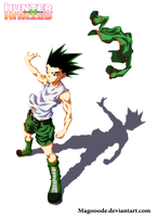 Gon by Magooode