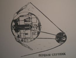 First Sputnik by TheArtistOfKouroo