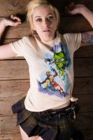 Jinx Attax Shirt by A-I-J-I-N