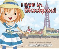 I Live In.. Front cover by MeowMowRaa