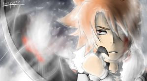 White Flame by kevinskylet111999