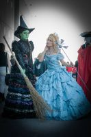 One short day In the Emerald City... by HARLEYQUINN81
