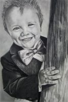Commission little boy by ArtIsLife88