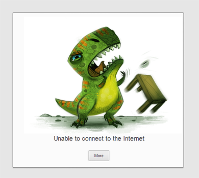 Day 745# My internet today.... by Cryptid-Creations