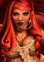 Moulin Rouge by Saresyn