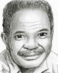 Illustration of Ossie Davis by ArtmasterRich