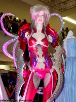Witchblade costume by PrincessJeuno