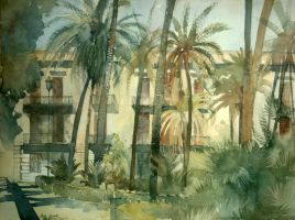 Palermo Palms by yelou