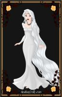Fairytale Series: The Snow Queen - Snow Queen by LadyBladeWarAgnel