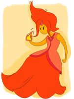 Flame Princess. by Tangerine93
