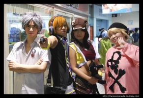 TWEWY: Noise Reduction by nyxiepop