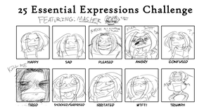Mash Expressions by Masher101