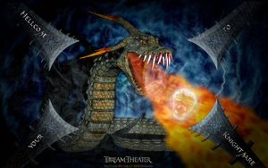 DREAM THEATER: HELLCOME TO YOUR KNIGHTMARE by CSuk-1T