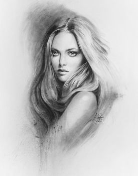 Amanda Seyfried by Artgerm