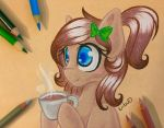Coffee for Coffee Horse by EmbersLament