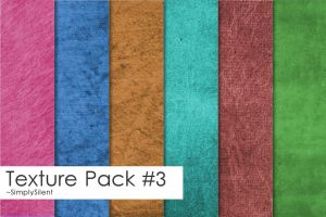 Texture Pack #3 by SimplySilent
