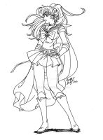 Sailor Krypton XD by PhiMouse
