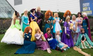 MCM Expo Oct 2014 327 - Group Shot by cosmicnut