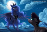 The Return of the Shadow by StePandy