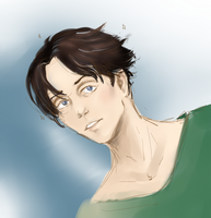 Young Levi by Al4Alive