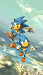 save the world :feat. Sonic: by edtropolis