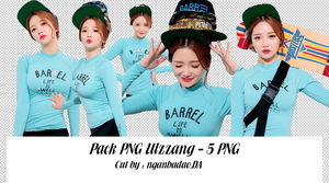 PACK PNG #9 by nganbadao