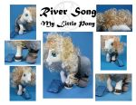 My Little River Song by maskedzone