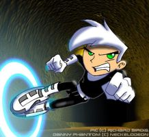 Danny Phantom by Lionheartcartoon