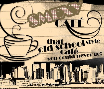 Cafe old school ver. by smexybanana