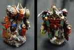 Warboss Tusk'a by Solav