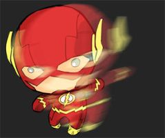 Lil Flash by KevinRaganit