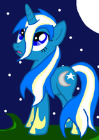 Moonshine in the night by Katrins23